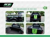 """Защитная дуга """"ABEN"""" в кузов пикапа 76 мм , цвет черный"""