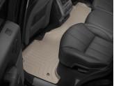 Коврики WEATHERTECH для Rover Range Rover Sport задние, цвет бежевый