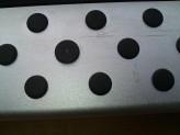Комплект алюминиевых порогов OE-style, изображение 2