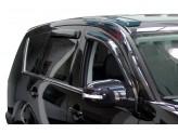 Дефлекторы боковых окон AVS для Mitsubishi Outlander