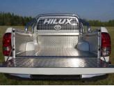 Защитный алюминиевый вкладыш в кузов автомобиля