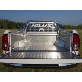 Защитный алюминиевый вкладыш в кузов автомобиля (комплект)