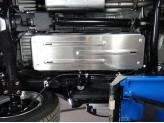 Защита бака для Mitsubishi L200 4 мм