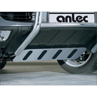 Защита картера для Porsche Cayenne (алюминий)