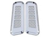 Хромированные накладки для Hummer H2 на вентиляционные решетки из 2 частей