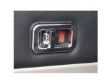 Хромированные накладки на двери из 8 частей (авиационный алюминий с тройным хромовым покрытием), изображение 3
