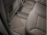 Коврики WEATHERTECH резиновые для Mercedes-Benz GLE, цвет бежевый (1-ый и 2-ой ряд), изображение 3