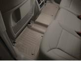 Коврики WEATHERTECH для Mercedes-Benz GLE задние, цвет бежевый