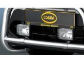 Фары дальнего света Cobra с комплектом проводов
