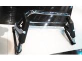 Дуга безопасности кузова пикапа KK-07 (овальная дуга 70 x 85 мм, устанавливается со сверлением на болты), изображение 2