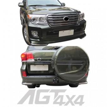 Аэродинамический обвес (грунтованный, пластик ABS) для мод. с 2012 г.