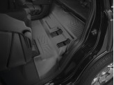 Коврики WEATHERTECH для Cadillac Escalade 3-ий ряд, цвет черный, для bucket seating