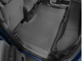 Коврики WEATHERTECH для Ford F150 задние,цвет черный для Crew Cab