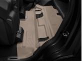 Коврики WEATHERTECH для Cadillac Escalade 3-ий ряд, цвет бежевый, для bench seating
