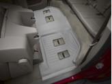 Коврики WEATHERTECH для Cadillac Escalade ESV 3-ий ряд, цвет серый, для bench seating