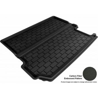 """Коврик багажника """"3D MAXpider"""" для BMW X3, цвет черный (для F25, 2011-2015 г.)"""