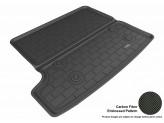 """Коврик багажника """"3D MAXpider"""" для BMW X1, цвет черный"""