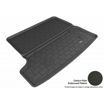 """Коврик багажника """"3D MAXpider"""" для BMW X1, цвет черный (для E84, 2013-2015 г.)"""