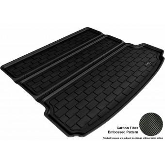 """Коврик багажника """"3D MAXpider"""" для BMW X5, цвет черный (для E70)"""