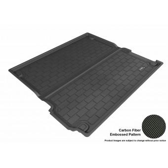 """Коврик багажника """"3D MAXpider"""" для BMW X5, цвет черный (для F15)"""