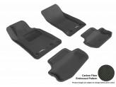 """Комплект ковриков в салон """"3D MAXpider"""", цвет черный (можно заказать бежевые и серые), изображение 2"""