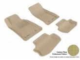 """Комплект ковриков в салон """"3D MAXpider"""", цвет черный (можно заказать бежевые и серые), изображение 4"""