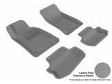 """Комплект ковриков в салон """"3D MAXpider"""", цвет черный (можно заказать бежевые и серые), изображение 6"""