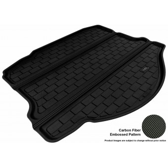 """Коврик багажника """"3D MAXpider"""" для Chevrolet Camaro, цвет черный"""