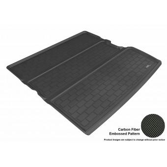 """Коврик багажника """"3D MAXpider"""" для Honda Pilot, цвет черный (для 2-х рядов сидений)"""