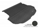 """Коврик багажника """"3D MAXpider"""" для Hyundai Santa-Fe, цвет черный"""
