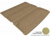 """Коврик багажника """"3D MAXpider"""" для Infiniti QX56, цвет черный (для 2-х рядов сидений), изображение 2"""
