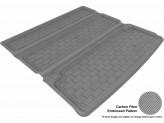 """Коврик багажника """"3D MAXpider"""" дляNissan Patrol Y62, цвет черный (для 2-х рядов сидений), изображение 3"""