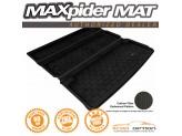 """Коврик багажника """"3D MAXpider"""" для Nissan Patrol Y62, цвет черный"""