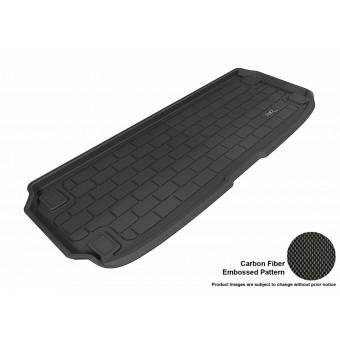 """Коврик багажника """"3D MAXpider"""", цвет черный (для 3-х рядов сидений, можно заказать бежевый и серый)"""