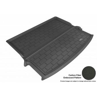 """Коврик багажника """"3D MAXpider"""" для Jeep Cherokee, цвет черный (можно заказать бежевый и серый)"""