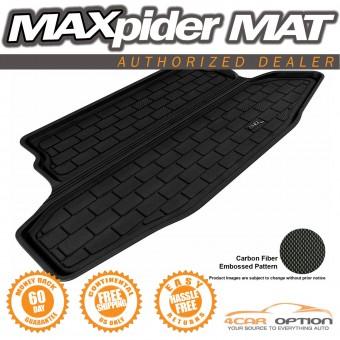 """Коврик багажника """"3D MAXpider"""" для Nissan JUKE, цвет черный (можно заказать бежевый и серый)"""