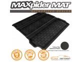 """Коврик багажника """"3D MAXpider"""" для Nissan Pathfinder, цвет черный"""