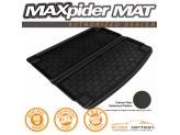 """Коврик багажника """"3D MAXpider"""" для Volkswagen Touareg, цвет черный"""