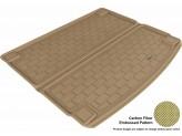 """Коврик багажника """"3D MAXpider"""", цвет черный (можно заказать бежевый и серый), изображение 2"""