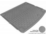 """Коврик багажника """"3D MAXpider"""" для Porsche Macan, цвет черный (фото не соответствует,можно заказать бежевый и серый), изображение 2"""