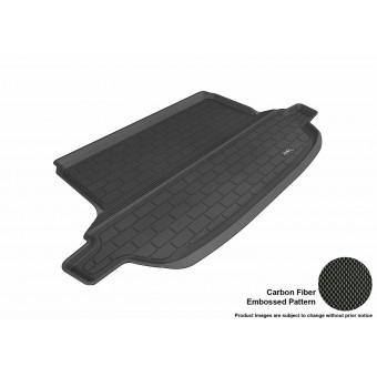 """Коврик багажника """"3D MAXpider"""" для Subaru Forester, цвет черный (можно заказать бежевый и серый)"""
