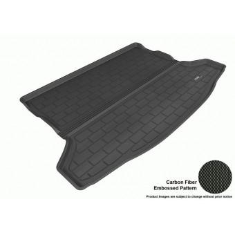 """Коврик багажника """"3D MAXpider"""" для Subaru XV, цвет черный (можно заказать бежевый и серый)"""