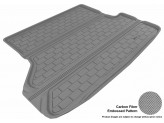 """Коврик багажника """"3D MAXpider"""" для Toyota Highlander, цвет черный (для 2-х рядов сидений, можно заказать бежевый и серый), изображение 3"""
