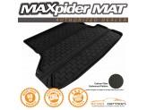 """Коврик багажника """"3D MAXpider"""" для Toyota Highlander, цвет черный"""
