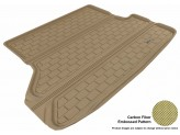 """Коврик багажника """"3D MAXpider"""" для Toyota Highlander, цвет черный (для 2-х рядов сидений, можно заказать бежевый и серый), изображение 2"""