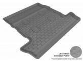"""Коврик багажника """"3D MAXpider"""" для Toyota Landcruiser 200, цвет черный (для 7-ми местного, можно заказать бежевый и серый), изображение 3"""