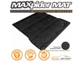 """Коврик багажника """"3D MAXpider"""" для Toyota Sequoia, цвет черный"""