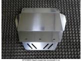 Защита радиатора для Toyota Landcruiser 200 4 мм, для мод. с 2012 г.