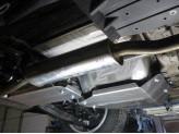 Защита заднего редуктора (алюминий, толщина листа 4 мм), изображение 3