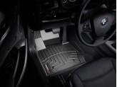 Коврики WEATHERTECH для BMW X4 передние, цвет черный